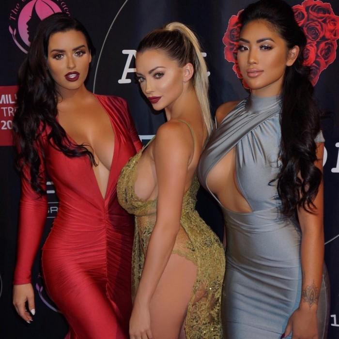 ������ Playboy ������ ����� � ����������� ������ �� ������ ������ Art Hearts FW Red Carpet (7 ����)