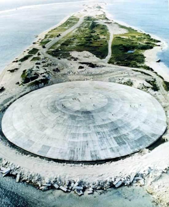 Опасные острова, на которых совсем не хочется оказаться (7 фото)