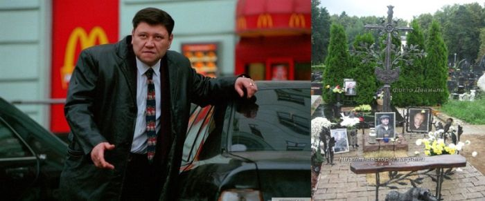 Актеры черной комедии «Жмурки» 10 лет спустя (19 фото)