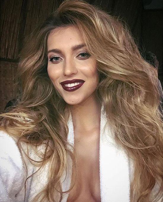 Ведущая телепередачи «Орел и решка» Регина Тодоренко снялась для журнала Maxim (2 фото)