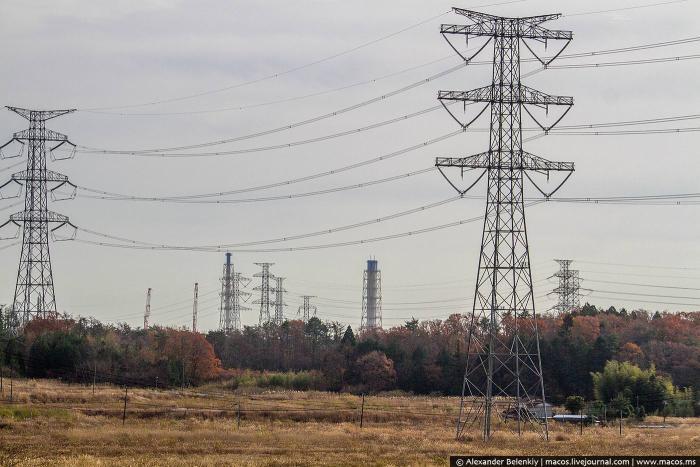 Зона отчуждения в окрестностях Фукусимы (32 фото)