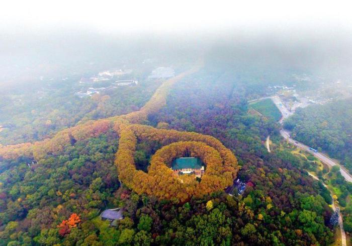 Мэй-Лин - китайский дворец-изумруд (7 фото)
