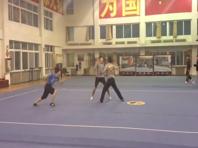Юные мастера боевых искусств
