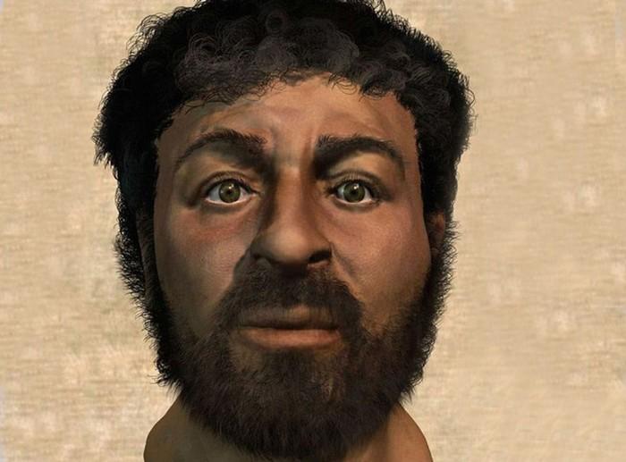Судебно-медицинские эксперты восстановили подлинную внешность Иисуса Христа (4 фото)