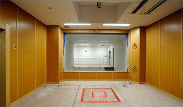 Смертная казнь в современной Японии (5 фото)