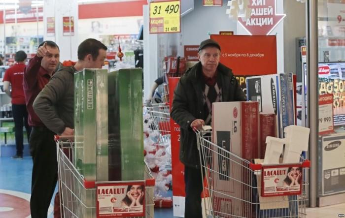 «Отсталая» Россия: 98 фото с саркастическими подписями. Часть 2 (98 фото)