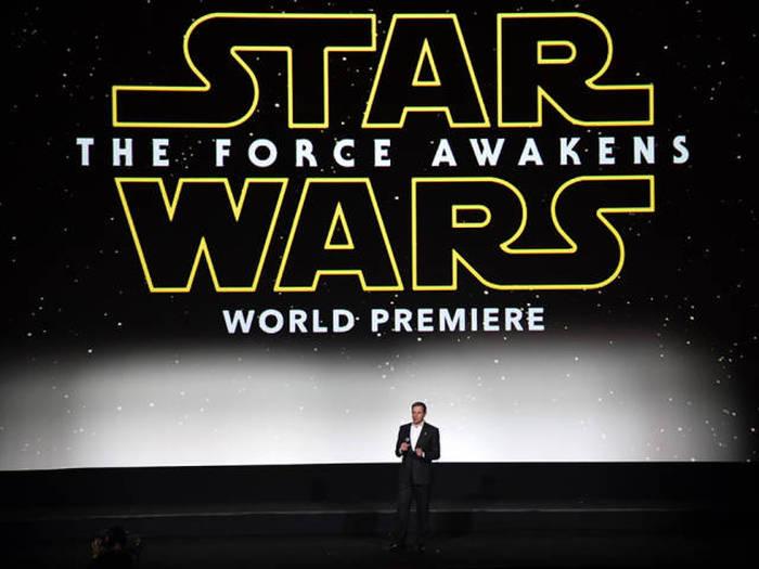 В Лос-Анджелесе состоялась главная премьера 7-го эпизода «Звёздные войны: Пробуждение Силы» (22 фото)