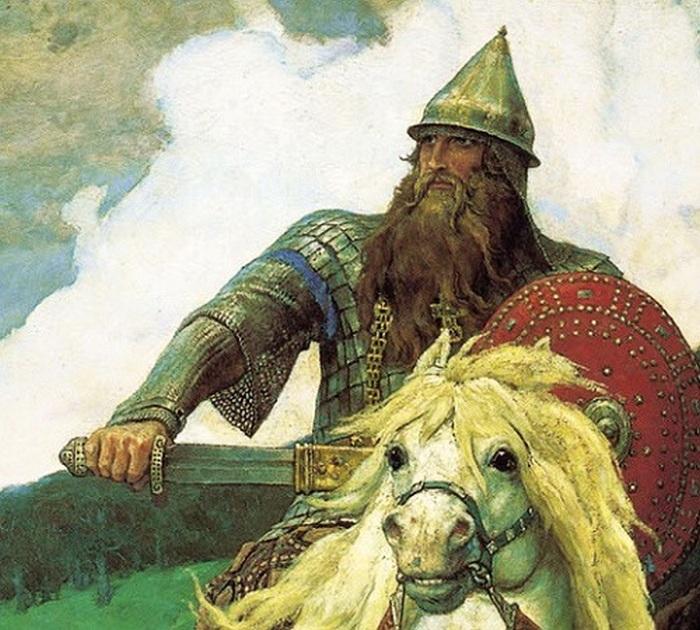 Русские богатыри из былин и преданий (15 фото)
