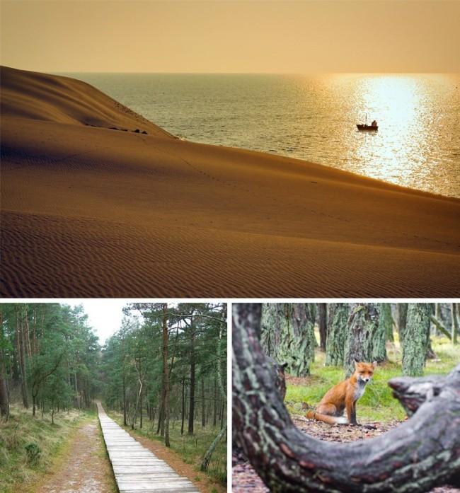 Самые красивые места для пешего туризма в России (10 фото)