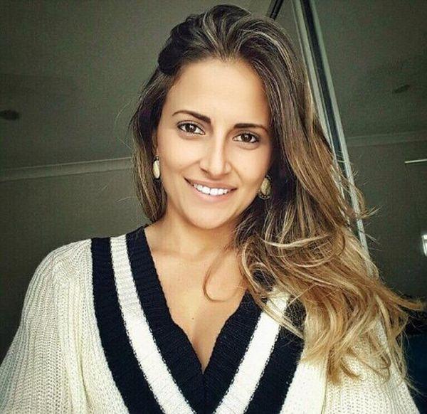 Как улыбка спасла жизнь 30-летней бразильянке (4 фото)