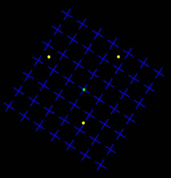 Интересная иллюзия (гифка)