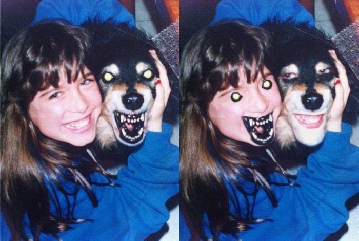 Подборка страшных фотографий (35 фото)