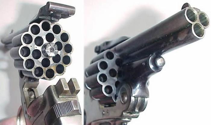 20 невероятно крутых стволов для тех кому никогда не хватает патронов (20 фото)