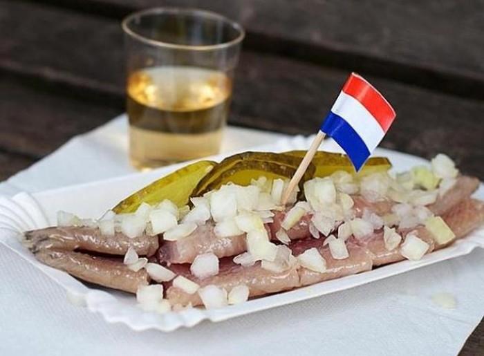 Национальная уличная еда 28 европейских стран (28 фото)