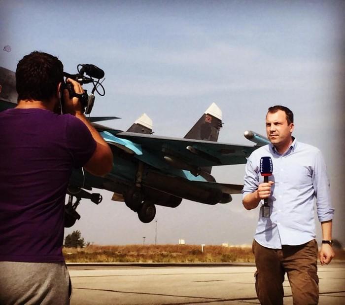 Фотографии с российской авиабазе Хмеймим в Сирии (25 фото)