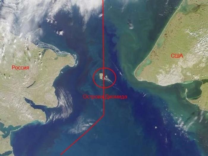 Острова, на которых можно «путешествовать во времени» (2 фото)