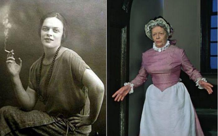 Как Татьяна Пельтцер перестала считаться жертвой нацизма (3 фото)