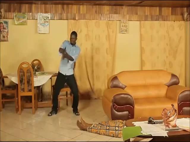 Крутые спецэффекты по-африкански