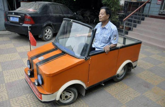 Невероятные изобретения китайских умельцев (21 фото)