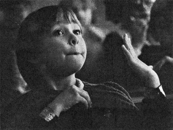 Дети 80-х на старых фото (30 фото)