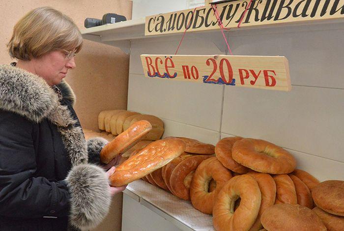 В Хакасии уже год работает магазин самообслуживания, основанный на принципе доверия (2 фото + видео)