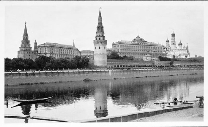 Дореволюционная Москва (35 фото)