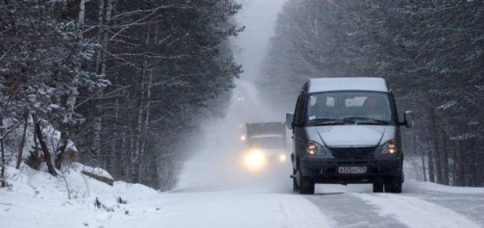 Дмитрий Goblin Пучков напомнил автомобилистам, как готовиться к дальней дороге в зимнее время года (4 фото + текст)