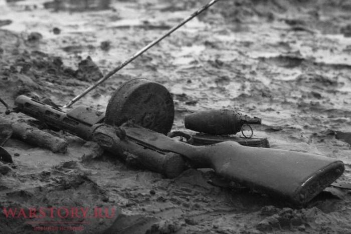 Удачная находка военных археологов (7 фото)