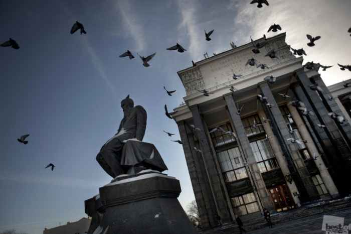Лучшие снимки фотоконкурса Best of Russia-2015 (16 фото)