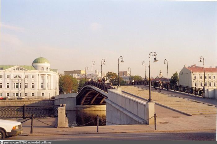 Москва 2000-го года (61 фото + 2 видео)