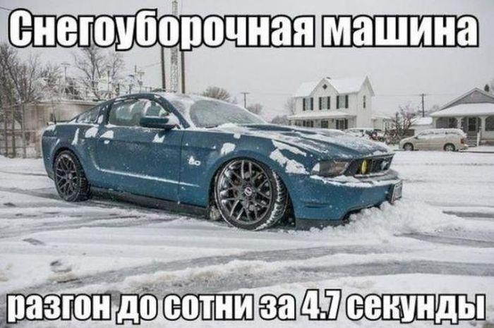 Автоюмор для автомобилистов и пешеходов (40 фото)