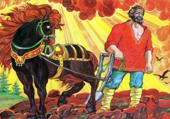 Несправедливо забытые древнерусские богатыри (10 фото)