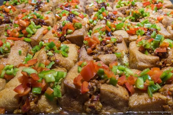 Уличная еда Китая (27 фото)