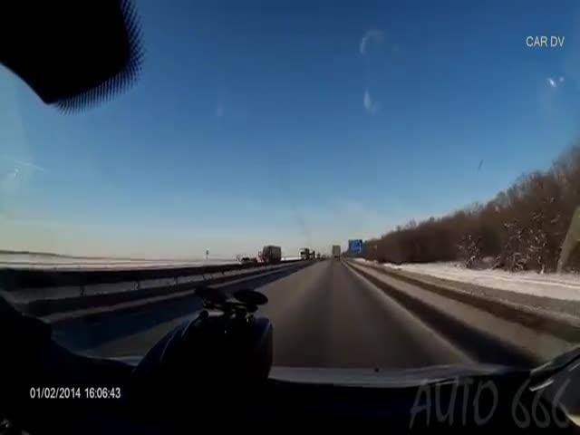 Чем опасна скользкая дорога