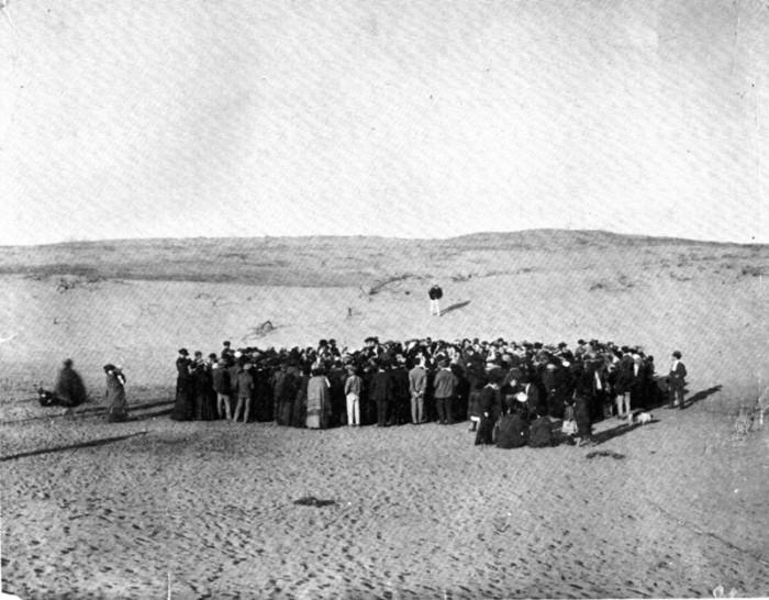 Будущий Тель–Авив, 1909 год (2 фото)