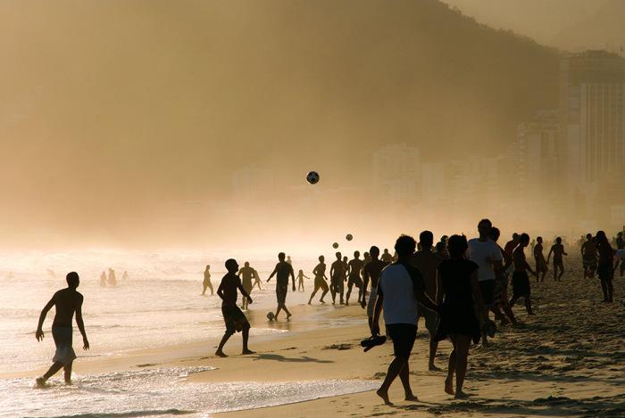 Экзотические места, где лето круглый год (20 фото)