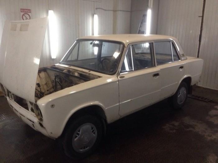Полная реставрация ВАЗ 21013 1986 года (60 фото)