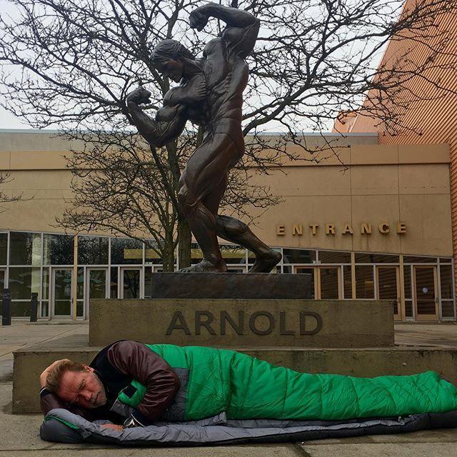 Арнольд Шварценеггер рассмешил пользователей сети самоироничным снимком (фото)