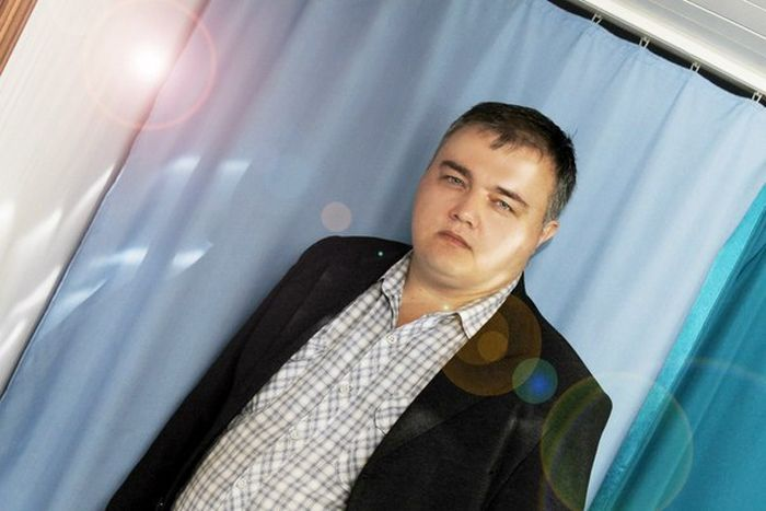 Сотрудник службы спасения Роман Бурцев - российский двойник Леонардо Ди Каприо (5 фото)