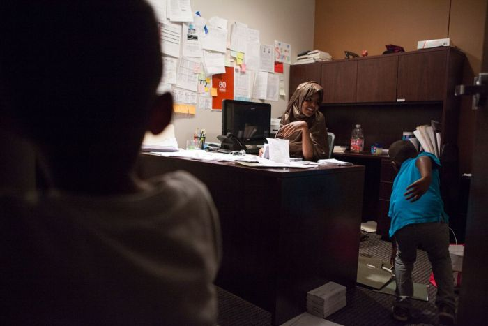 Жизнь сомалийцев в американском Миннеаполисе (17 фото)