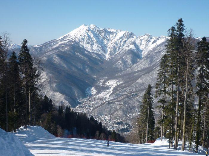 Зимний отдых в Сочи или развод олимпийского масштаба (6 фото + текст)