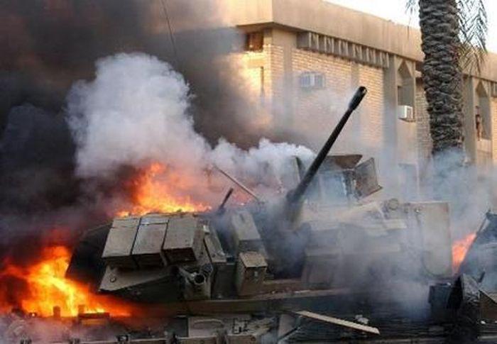 """Вскрылись новые недостатки БМП М-2 """"Брэдли"""" (9 фото)"""