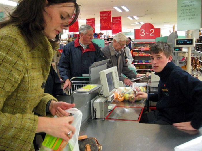 Рост цен на потребительские товары за два года (3 фото)
