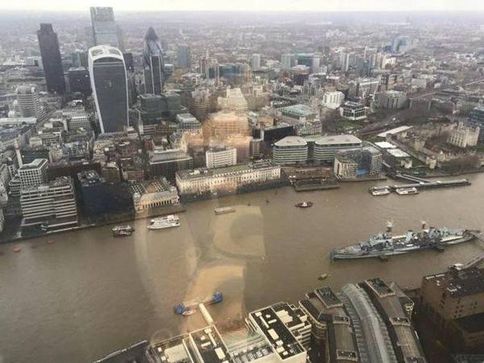Один из лучших видов на Лондон (2 фото)