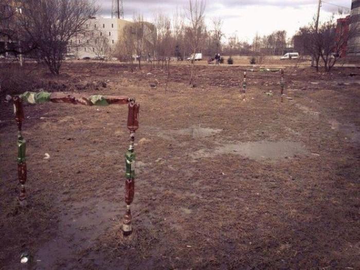 Фото, которые возможно было сделать только в России. Часть 19 (49 фото)