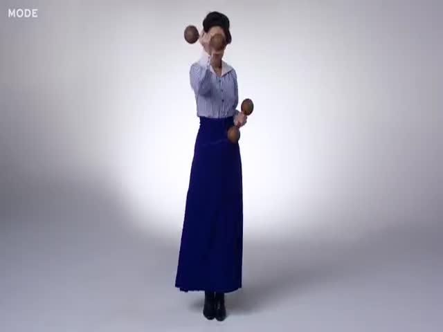 Эволюция одежды для тренировок за 100 лет