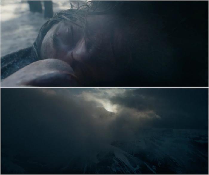 Интересные подробности о съемках «Выжившего» (19 фото)