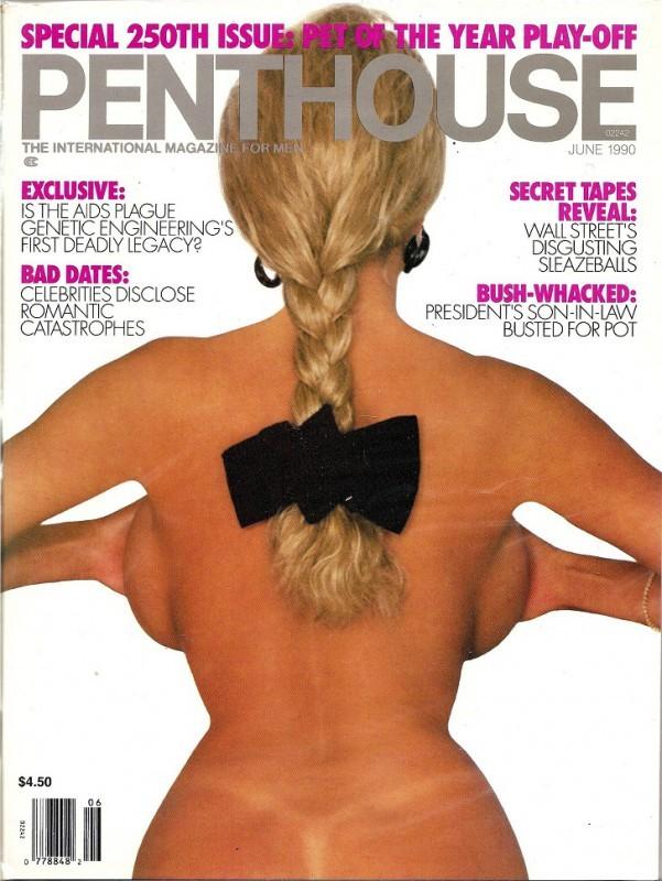 Мужской журнал Penthouse отказался от печатной версии (15 фото)