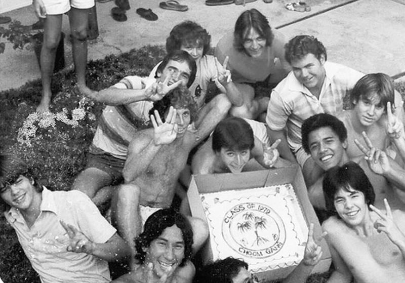 Известные политики в молодости (19 фото)