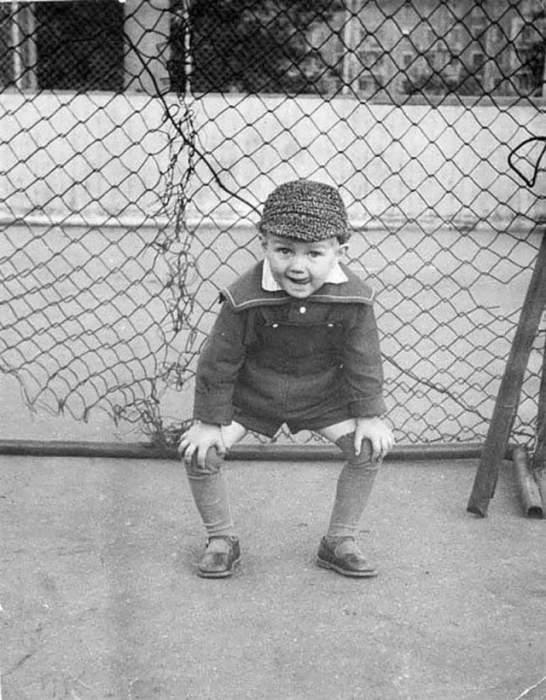 Подборка фотографий простых советских детей (35 фото)